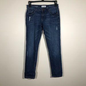 DL1961 Riley Boyfriend Smart Denim Jeans